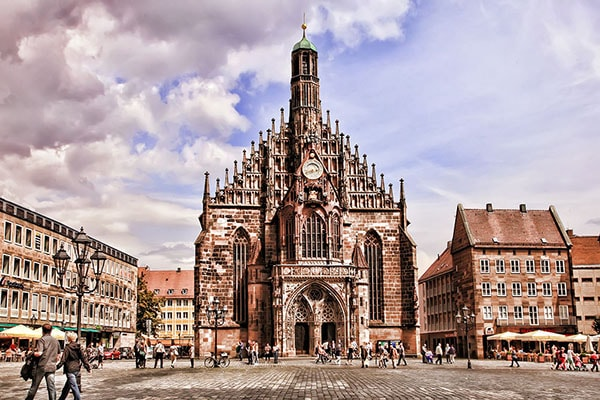 Attractions and Places to Visit in Nuremberg